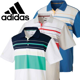 【在庫処分】【あす楽対応】【メール便対応】アディダス ゴルフ ゴルフウェア メンズ 半袖ポロシャツ DRE61 春夏