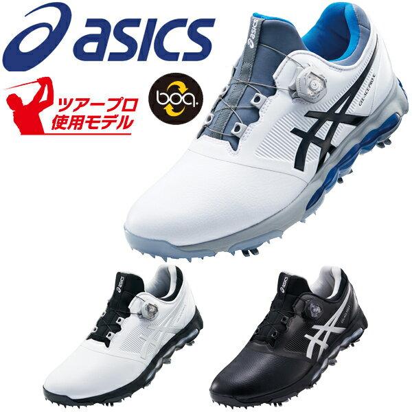 【あす楽対応】アシックス ゲルエース プロX ボア TGN922 ゴルフシューズ 2018モデル