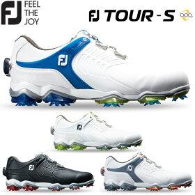 フットジョイツアーSボアゴルフシューズTOURSboa2018モデル