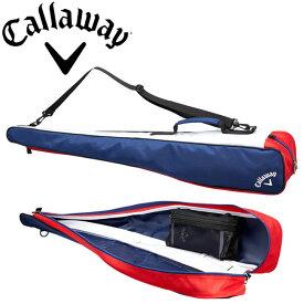 キャロウェイ パークゴルフ クラブケース ホワイト/ネイビー CPG2 CLUB CASE 18 JM 2018年モデル