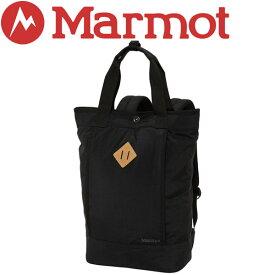 【ポイント最大44倍!!お買い物マラソン♪♪7/19(金)20:00〜7/26(金)01:59迄】クリアランスセール34%OFF!マーモット ワイズマンハンドルバックパック Wise Man Handle Back Pack Marmot TOALJA05-BLK