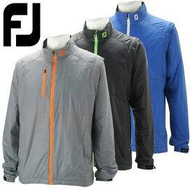 【あす楽対応】フットジョイ ゴルフウェア メンズ サーマルフリースジャケット 長袖 FJ-F16-O53 秋冬