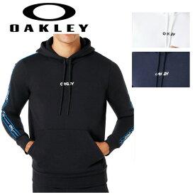 【在庫処分】【あす楽対応】オークリー ゴルフウェア メンズ 長袖 パーカー 472421 OAKLEY USサイズ 秋冬