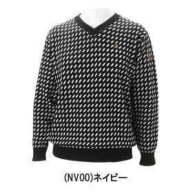 【あす楽対応】マンシングウェアゴルフウェアメンズセーターMGMMJL15Munsingwear2018秋冬