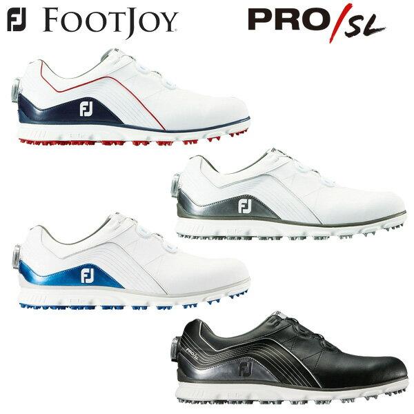 【あす楽対応】フットジョイ ゴルフ プロSL ボア ゴルフシューズ PRO SL BOA 2018年モデル