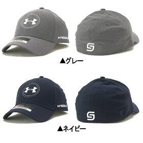 【あす楽対応】【並行輸入品】アンダーアーマーオフィシャルツアーキャップメンズ帽子USモデル