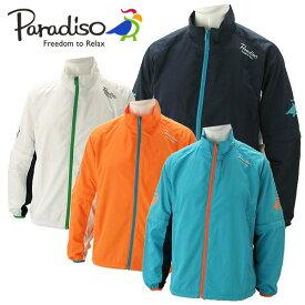 【あす楽対応】パラディーゾ ゴルフウェア メンズ 長袖ブルゾン ISM01D 春夏 秋冬 19sbn