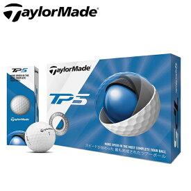 【あす楽対応】テーラーメイド ゴルフ TP5 ゴルフボール 1ダース(12p) 2019モデル TP-5