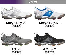 【あす楽対応】フットジョイゴルフスーパーライトXPメンズゴルフシューズボア2019年モデルソフトスパイク