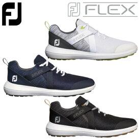【あす楽対応】フットジョイ ゴルフ エフジェイ フレックス メンズ ゴルフシューズ FJ FLEX 2019モデル スパイクレス