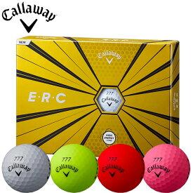 【あす楽対応】キャロウェイ ゴルフ E・R・C ボール ゴルフボール1ダース(12P) 2019年モデル