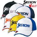 スリクソン ゴルフウェア 5方型キャップ メンズ SMH9132X 2019年モデル