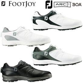 フットジョイ ゴルフ FJ ARC XT BOA メンズ ゴルフシューズ ボア