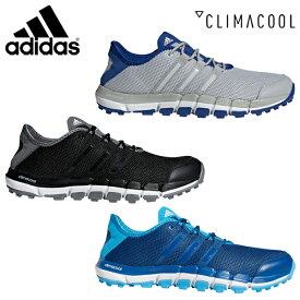 【送料無料】【あす楽対応】アディダス ゴルフ クライマクール ST ゴルフシューズ メンズ 2019年モデル スパイクレス Climacool