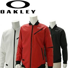 【あす楽対応】オークリー ゴルフウェア SKULL AMOROUS SWEAT BLOUSON メンズ FOA400804 2020年モデル