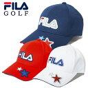 【あす楽対応】フィラ ゴルフウェア レディース キャップ 759-900 2020春夏