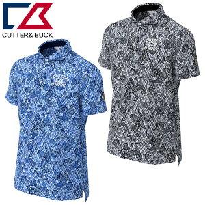 【あす楽対応】カッター&バック ゴルフウエア メンズ 半袖 ポロシャツ CGMPJA28 CUTTER&BUCK 2020春夏