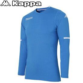 カッパ 長袖プラクティスシャツ メンズ kappa KF852TL01-NAB