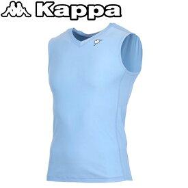 カッパ サッカー ノースリーブコンプレッションシャツ メンズ KF412UT30-NAB
