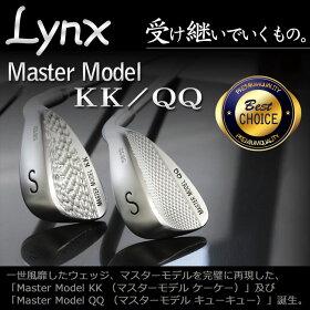 【あす楽対応】リンクスゴルフマスターモデルKK/QQウェッジ2019年モデル