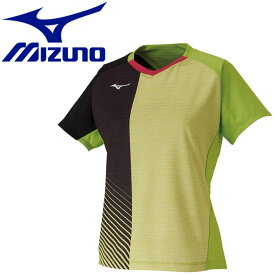 ミズノ 卓球 ゲームシャツ 2020年卓球女子日本代表モデル レディース 82JA021137
