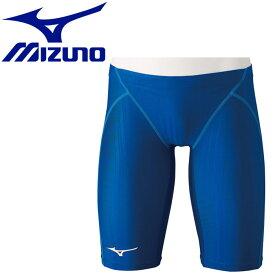ミズノ スイム 競泳用ハーフスパッツ メンズ N2MB002227