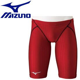 ミズノ スイム 競泳用ハーフスパッツ メンズ N2MB002262