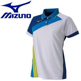 ミズノ テニス ゲームシャツ レディース 62JA921571