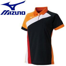 ミズノ テニス ゲームシャツ レディース 62JA921595