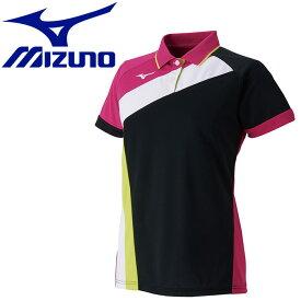 ミズノ テニス ゲームシャツ レディース 62JA921596