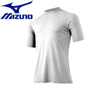 ミズノ 丸首 半袖 アンダーシャツ 12JA5P3001