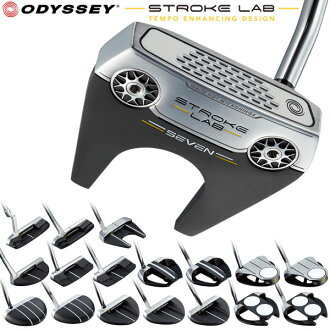 Odyssey stroke laboratory putter STROKE LAB 2019 model Japan specifications