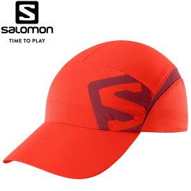 【メール便対応】サロモン ランニング XA CAP キャップ メンズ LC1151400