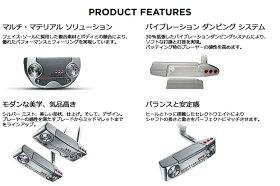 タイトリストスコッティキャメロンセレクトパターレフティ2018モデル日本正規品