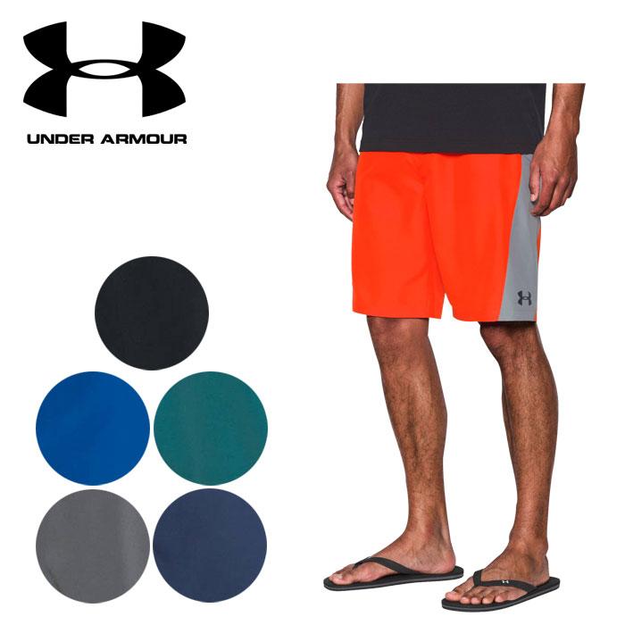 【あす楽対応】 【並行輸入品】 アンダーアーマー UA Rigid Board メンズ サーフショートパンツ 1290506 2017年モデル