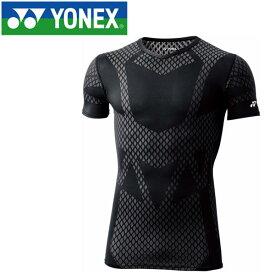 ヨネックス UNI Vネック半袖シャツ メンズ レディース STBA1016-007