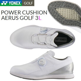 【あす楽対応】 ヨネックス ゴルフシューズ レディース パワークッションエアラスゴルフ3 SHG-AR3 2021モデル