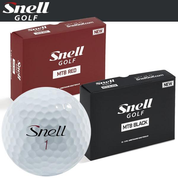 【あす楽対応】スネルゴルフ 2018 マイ ツアー ゴルフボール 1ダース(12P) Snell Golf MY TOUR BALL 18 MTB tksi