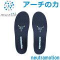 【バランス補正】ムジークインソールニュートラモーションMCIS-1901muziikneutramotion