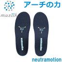 【メール便送料無料】ムジーク インソール ニュートラモーション MCIS-1901 muziik neutramotion 2020モデル
