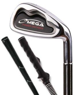 是购物马拉松点数最大的35倍的(8/5(星期六)20:00~)◇MEGA功率距离(短:57cm)哪里,但是摇动练习器具高尔夫球练习用品