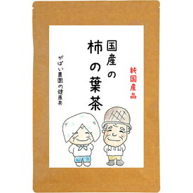 柿の葉茶 3g×40包(柿の葉茶 国産 柿の葉 柿茶 無農薬 送料無料 ティーバッグ 健康茶)