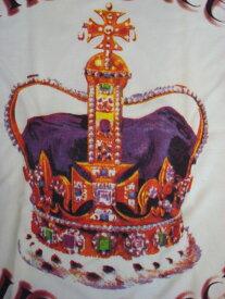 【SS】 クラウンTシャツ 長袖 【SS】 【オリエンタル柄・レディース・ロンT】おもしろtシャツ オモシロtシャツ