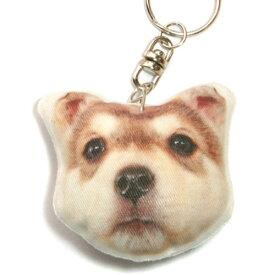犬 キーホルダー 35 シベリアンハスキー 【犬 ドッグ シベリアン・ハスキー プリント キーリング かわいい 雑貨 グッズ 通販】【動物祭り】
