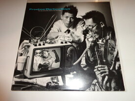 【中古】[LPレコード]Barbee Boys/FreebeeEPIC/SONY 28-3H-181