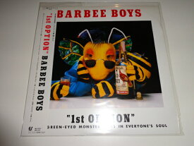 【中古】[LPレコード]Barbee Boys/1st OPTIONEPIC/SONY 28-3H-156