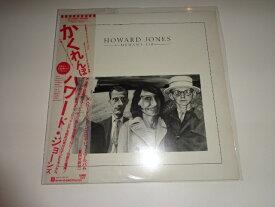 【中古】[LPレコード]ハワード・ジョーンズ/かくれんぼHOWARD JONES/HUMAN'S LIBワーナー・パイオニア P-11469