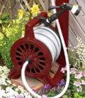 おしゃれなホースリールでセンス良い庭造り♪レトロ・北欧風などのおすすめが知りたい!