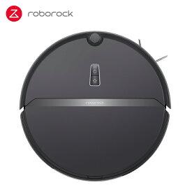 Roborock ロボロック E4 ロボット掃除機 ブラック アプリで操作 スマートスピーカー対応 掃く 水拭き エントリーモデル
