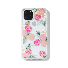 Sonix iPhone11Pro Clear Coat Gatsby Rose